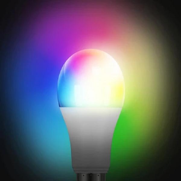 Smart Home Automation - Aeotec Z-Wave E27 RGBW Smart LED Light Bulb