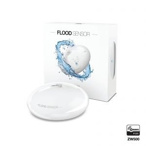 Fibaro Z-Wave Flood Water Leak Sensor