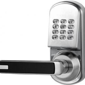 Left Z-Wave Keypad Lock MK2
