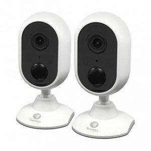 2 Indoor Wireless Motion Cameras