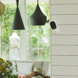 Smart Home Automation - Indoor Wireless Motion Swann Security Camera