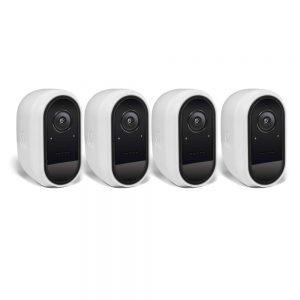 4 Swann WiFi Smart Security Camera