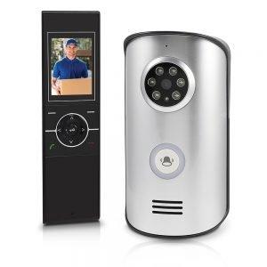 Swann Wireless Intercom Doorbell and Videophone