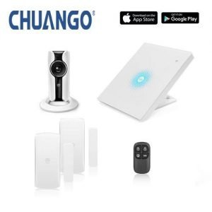 WiFi Chuango Alarm Kit with Camera