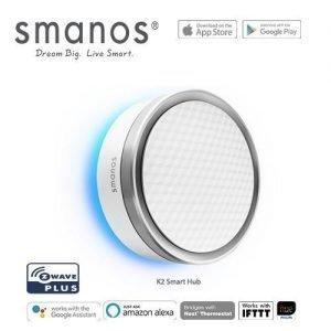 Smanos K2 Z-Wave Smart Hub