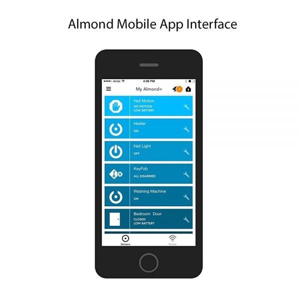 Securifi Almond App