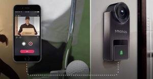 Smanos DB20 Smart Video Doorbell