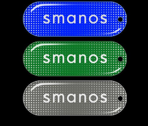 3 Smanos RFID Tags