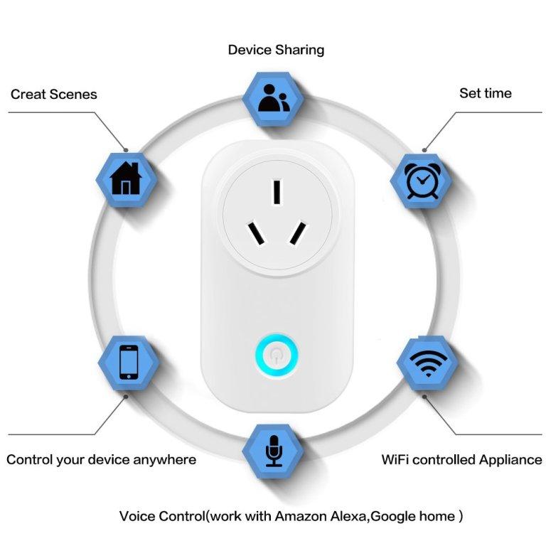 Smart Home Automation - ZigBee Smart Plug