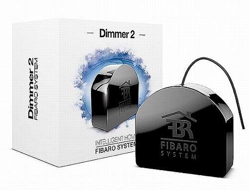 Fibaro Z Wave Dimmer 2 Switch