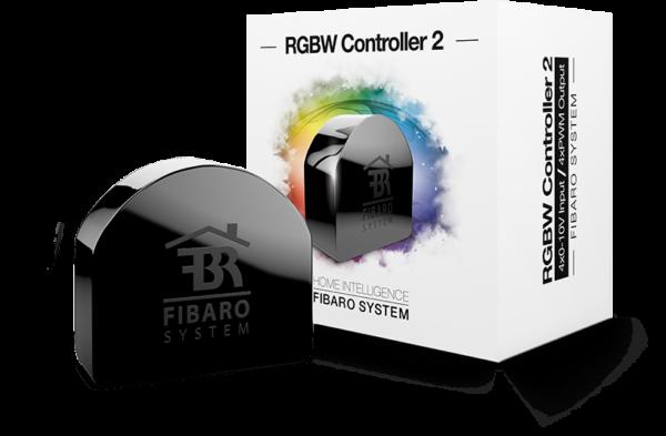 Fibaro Z Wave RGBW Controller 2