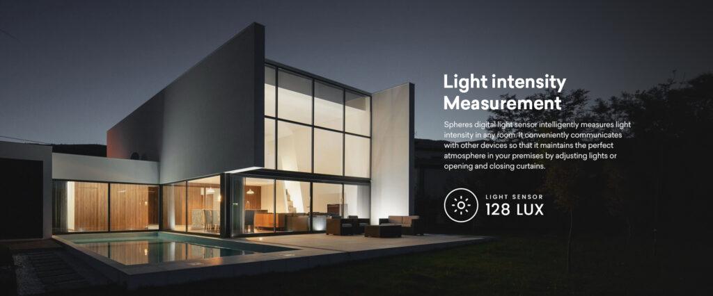 Light Intensity Measurement