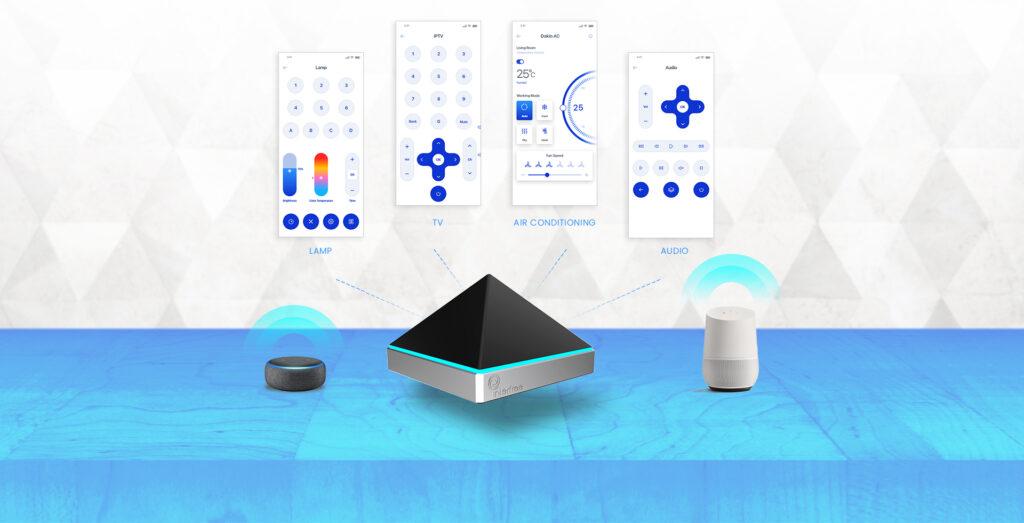 Smart Home Automation - Interfree Pyramid Smart Wifi IR Controller
