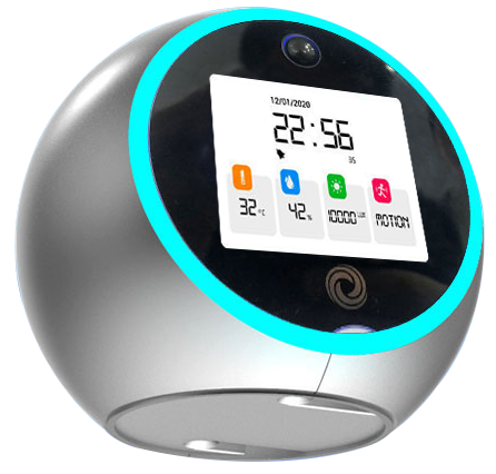 Smart Home Automation - Interfree Sphere Wifi Multi PIR Sensor