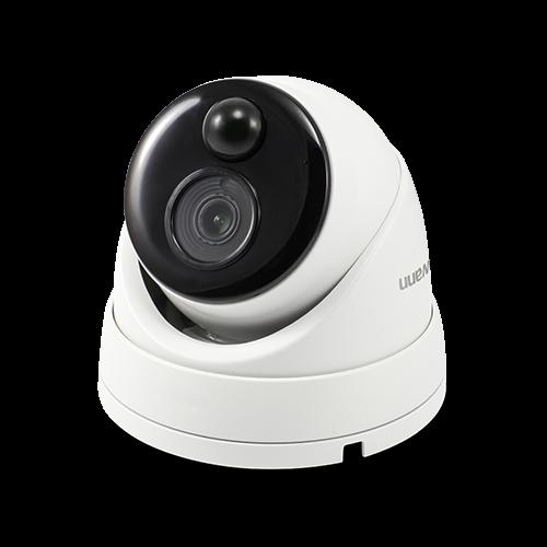 Swann 5MP Thermal Sensing Dome PIR Security Camera - SWNHD-866MSD