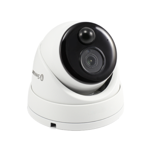 Smart Home Automation - Swann 4 x 4K Ultra HD Thermal Sensing Dome IP Security Cameras