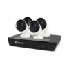 Swann 4x 5MP Super HD Bullet Cameras with 8CH 2TB NVR