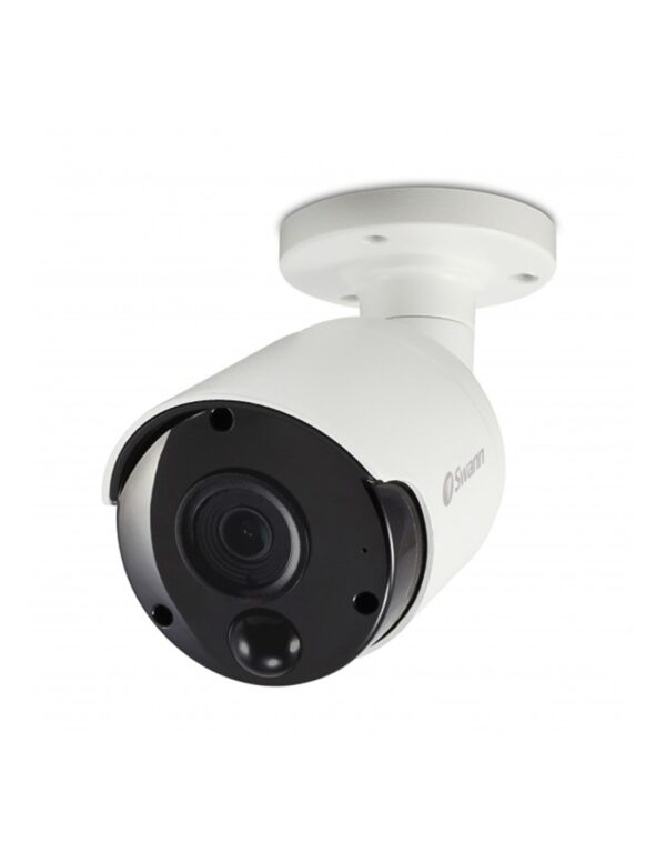 Smart Home Automation - Swann 4x 5MP Super HD Thermal Audio Bullet Security Cameras