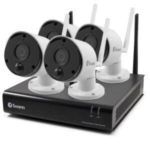 Swann 4 Camera 4 Channel 1080p Wifi NVR Security System