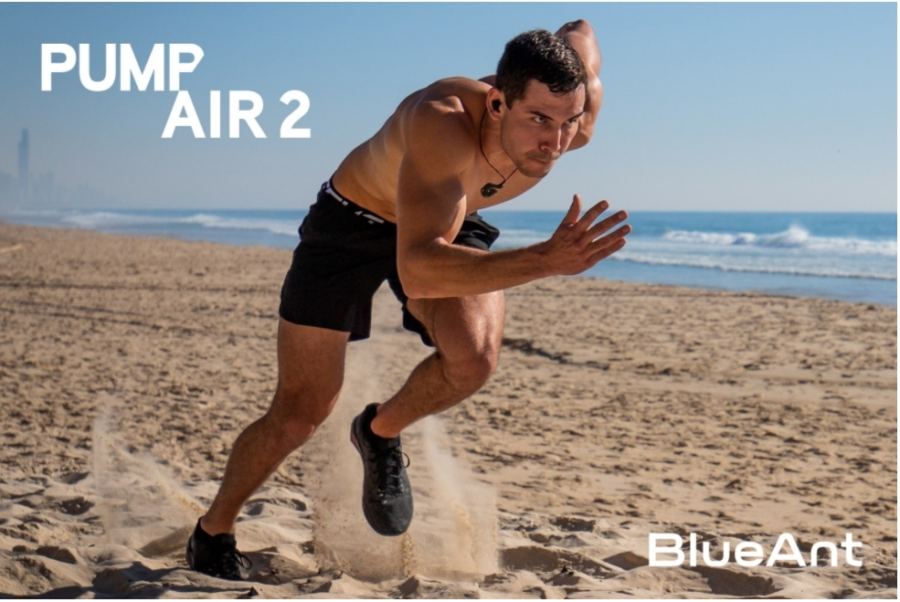 Smart Home Automation - BlueAnt Pump Air 2 Wireless Earbuds
