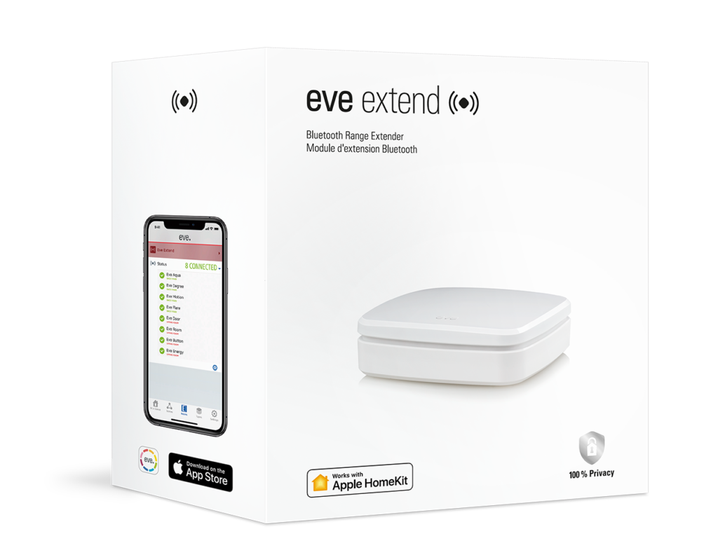 Smart Home Automation - Eve Extend