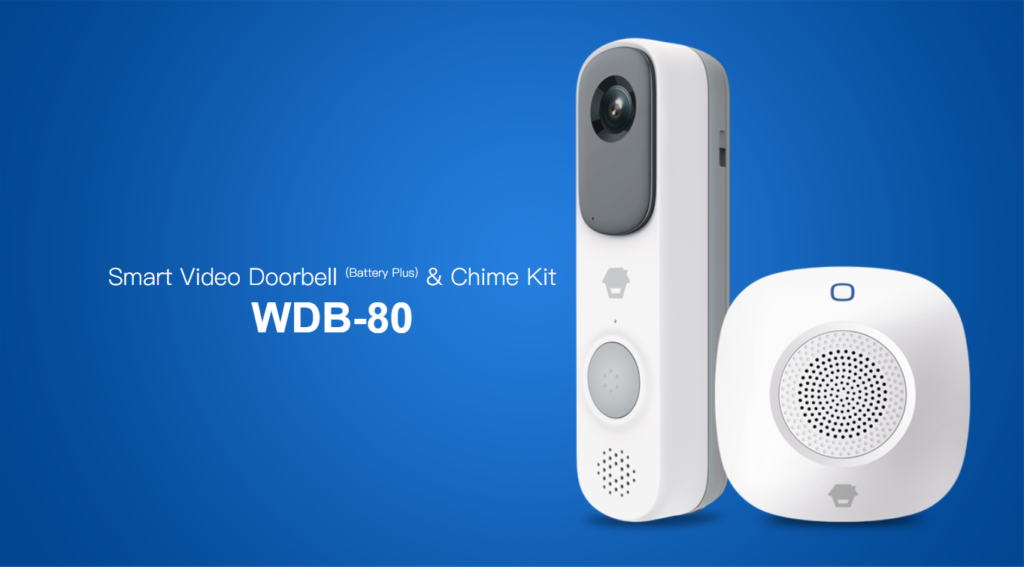 Smart Home Automation - Chuango Smart Doorbell and Chime