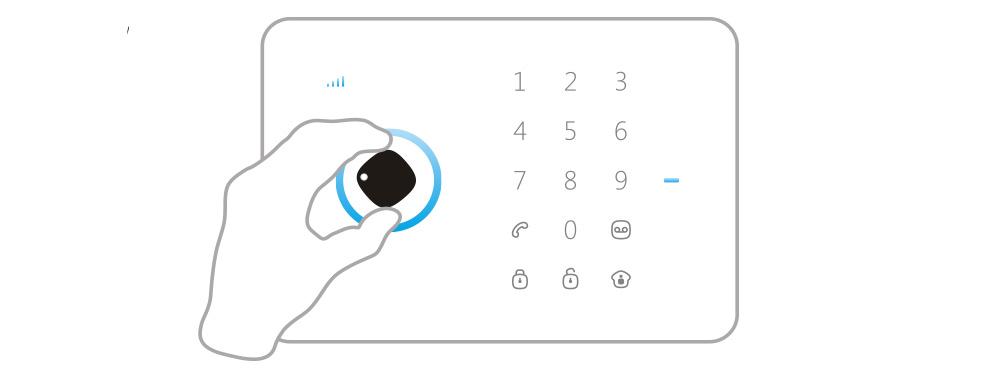 Smart Home Automation - Chuango RFID Tags 2PK