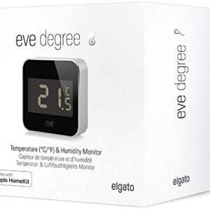 Smart Home Automation - Eve Wifi Weather Station