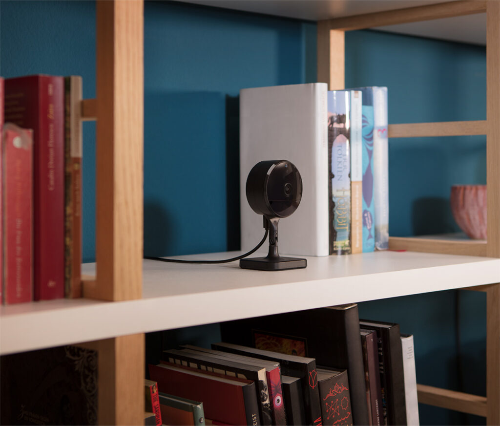Smart Home Automation - Eve Indoor Smart Cam