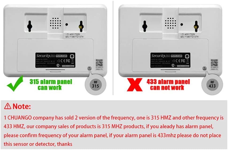 Smart Home Automation - Chuango WiFi Vibration Detector