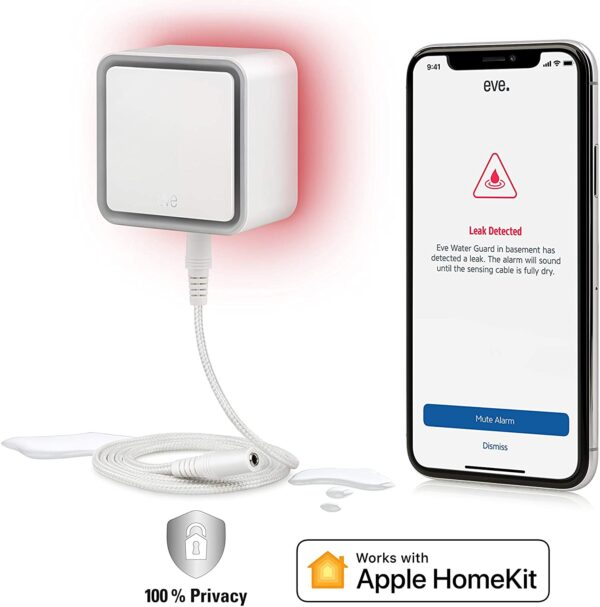 Smart Home Automation - Eve Water Guard