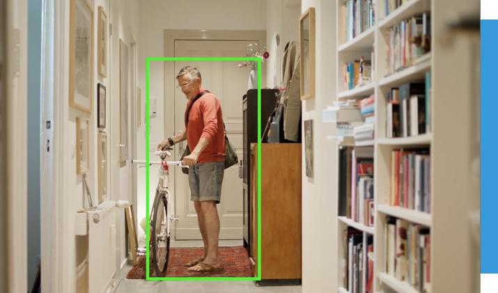 Smart Home Automation - D-LINK Full HD 360 Pan Tilt WiFi Indoor Camera