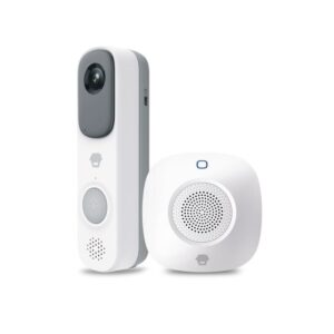 Chuango Smart Doorbell and Chime Kit