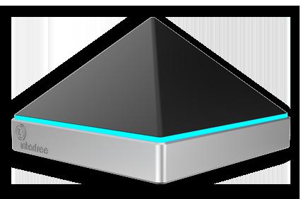 Interfree Pyramid Smart Wifi IR Controller