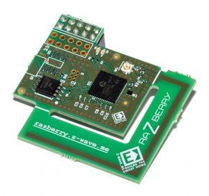 Smart Home Automation - ZME Z-Wave RaZberry Card V2 Gateway