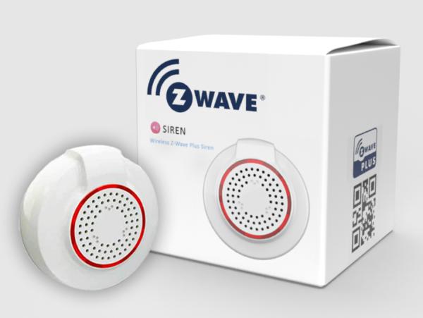 Dome Z-Wave Indoor Siren