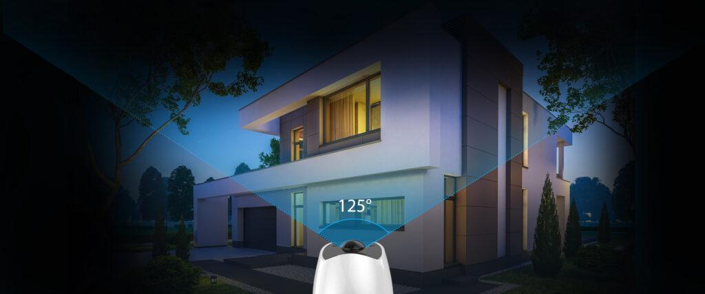 Smart Home Automation - EZVIZ C3A Weatherproof Full-HD Wireless Security Camera 3 Pack Bundle