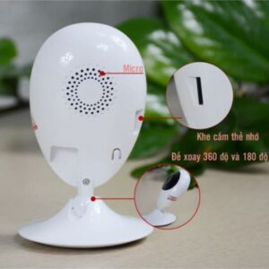 Smart Home Automation - Ezviz C2C 1MP Mini O WiFi HD Indoor Camera