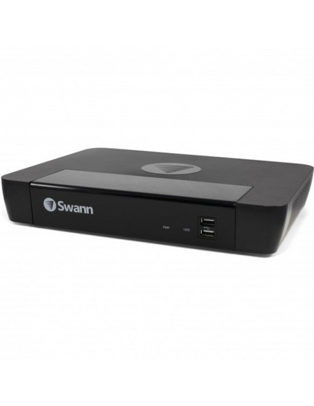 Smart Home Automation - Swann 3TB 16 CH 8MP 4K Network Video Recorder