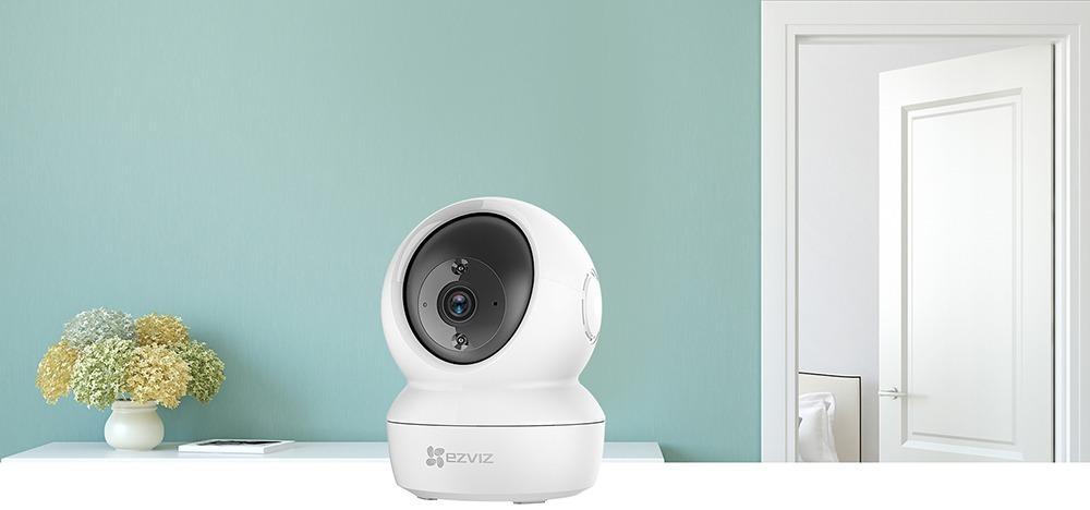 Smart Home Automation - EZVIZ C6N 2MP Wireless Pan Tilt Indoor Cam