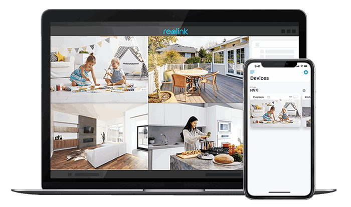 Smart Home Automation - Reolink 8MP 4K Ultra HD Bullet PoE Camera