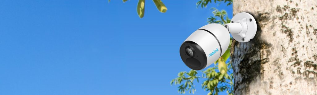 Smart Home Automation - Reolink 2MP Wireless Battery Outdoor Security Camera