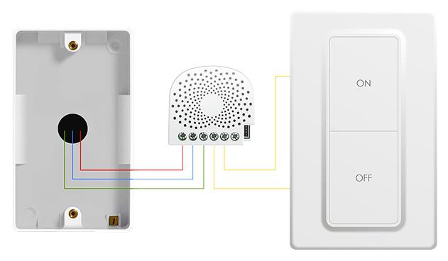 Smart Home Automation - Aeotec Z-Wave Nano Single Switch