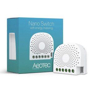 Aeotec Z-Wave Nano Single Switch