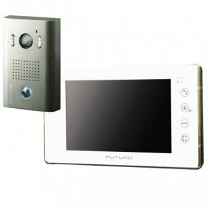 Futuro Video Intercom Kit with CZ4 Camera