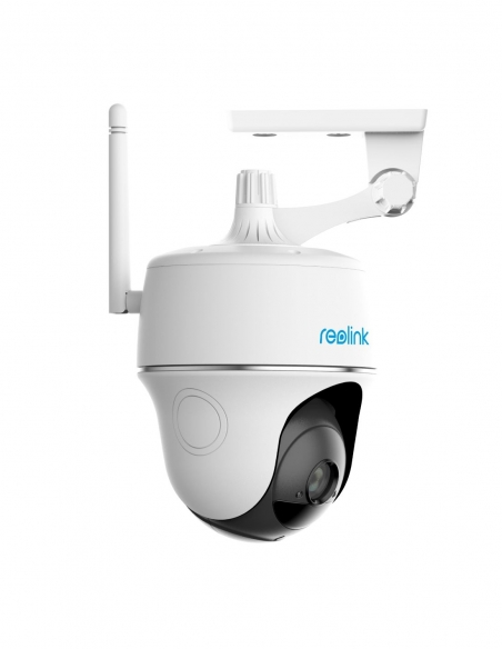 Smart Home Automation - Reolink 2MP Wireless Battery WiFi Pan Tilt Camera