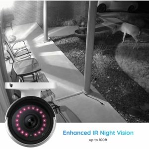 Smart Home Automation - Reolink 5MP PoE IP Night Vision Security Camera