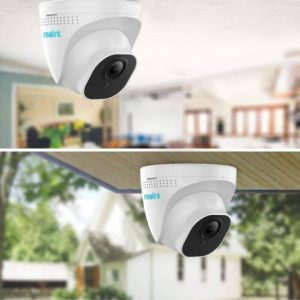 Smart Home Automation - Reolink 8MP 4K Ultra HD 3x Zoom Dome PoE Camera