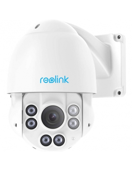Reolink 5MP Super HD PoE PTZ Dome Security Camera