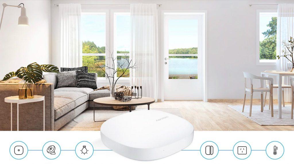 Smart Home Automation - Aeotec SmartThings Smart Hub